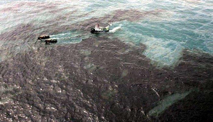 Contaminación de mares y océanos - 2