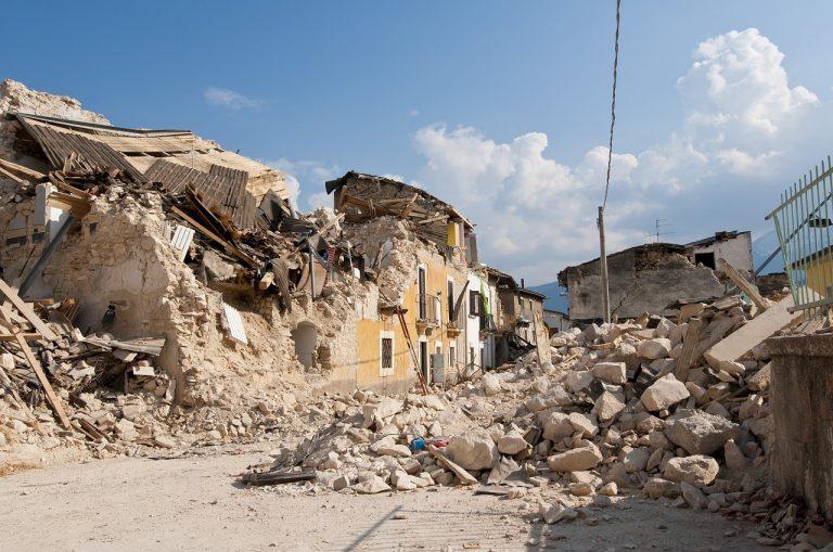 ¿Cómo actuar en caso de un terremoto? - 2