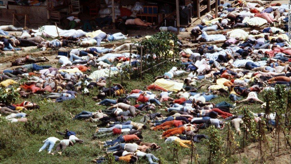 Jonestown: El suicidio colectivo más grande de la historia