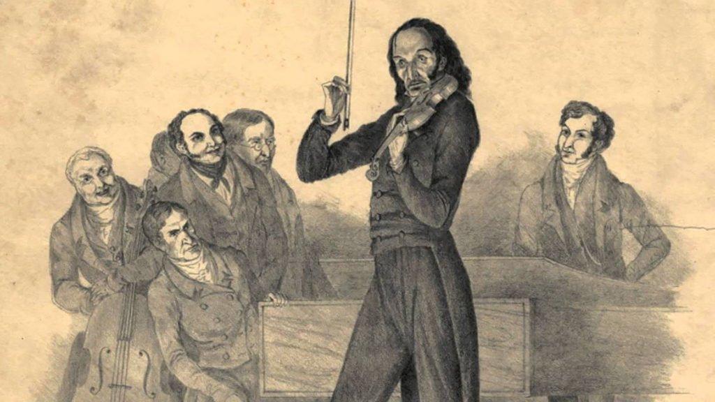 Niccolo Paganini: El violinista del diablo