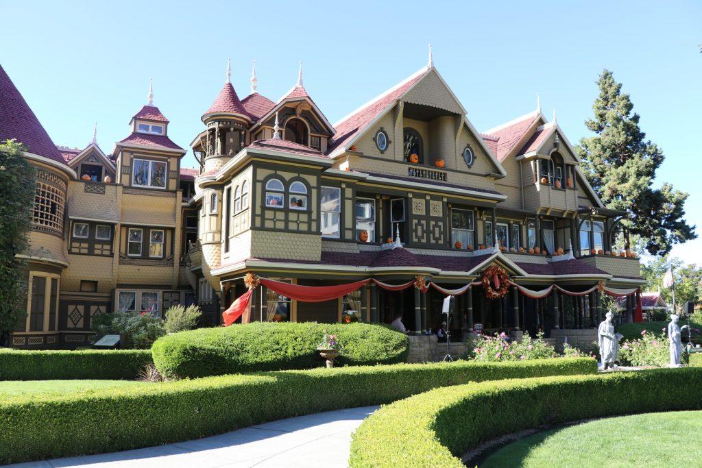 La tenebrosa mansión Winchester