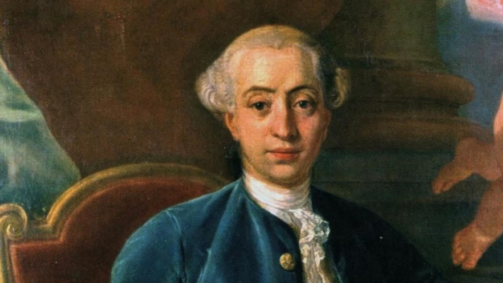 ¿Quién fue: Giacomo Casanova?