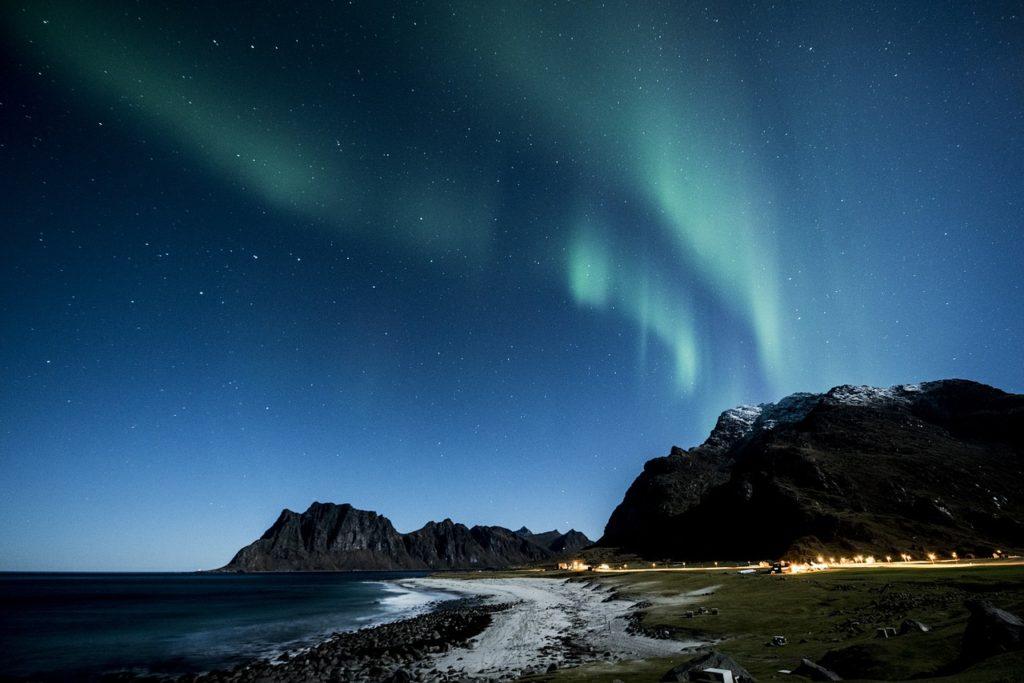 Auroras polares 1