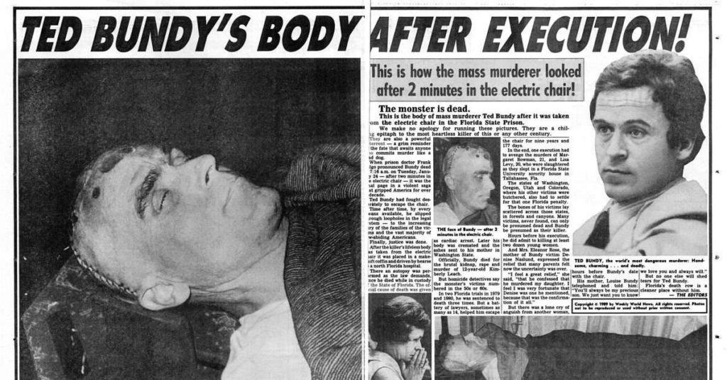 Ted Bundy: Asesino en serie de mujeres - 5