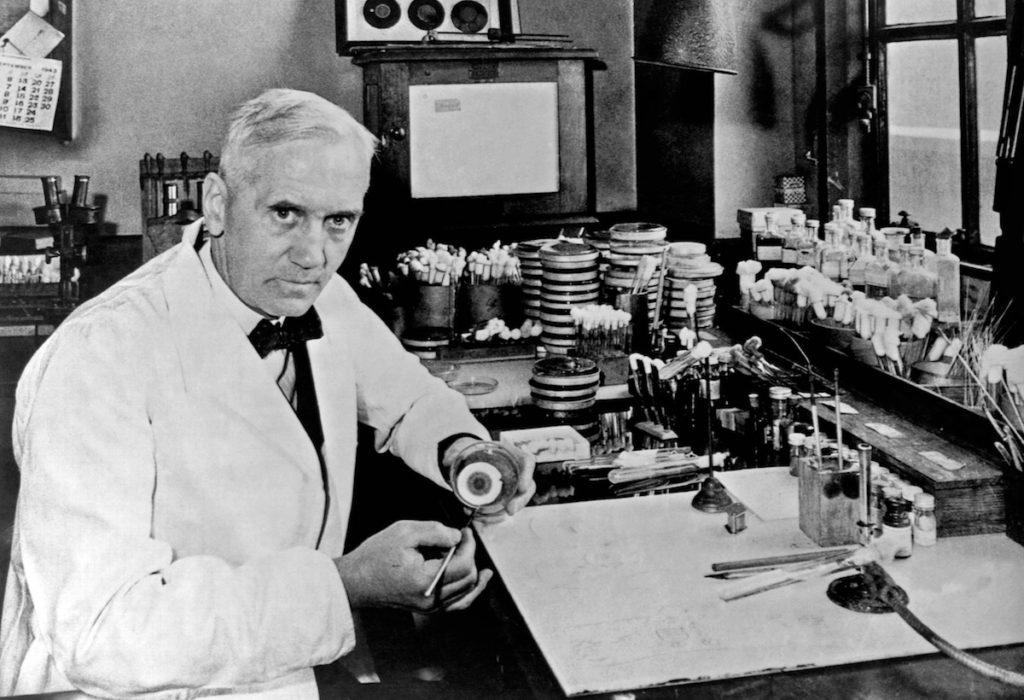Alexander Fleming 6