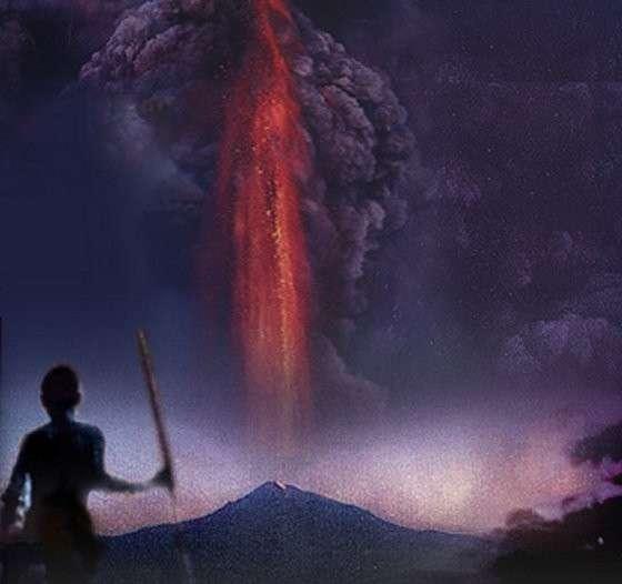 Desastre de Toba, el peor dia que tuvo la humanidad - 6