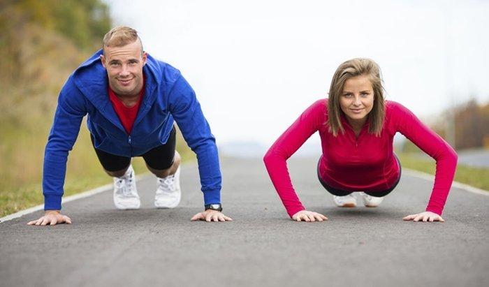 10 beneficios de hacer deporte - 1