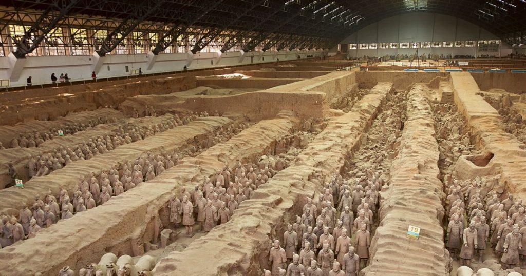Los hallazgos arqueológicos más asombrosos II - 2