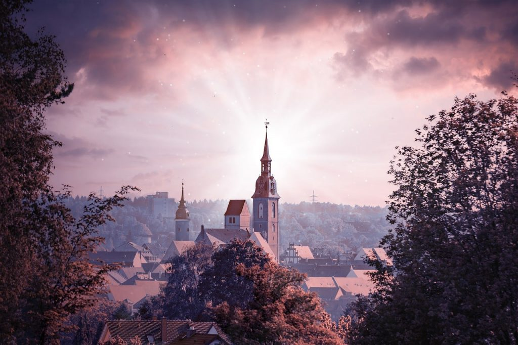 La iglesia en la Edad Media - 1