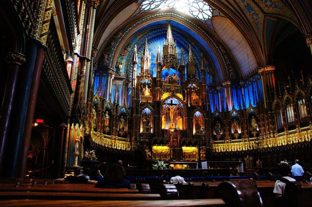 Lo que hay detras de la catedral de Notre Dame - 2