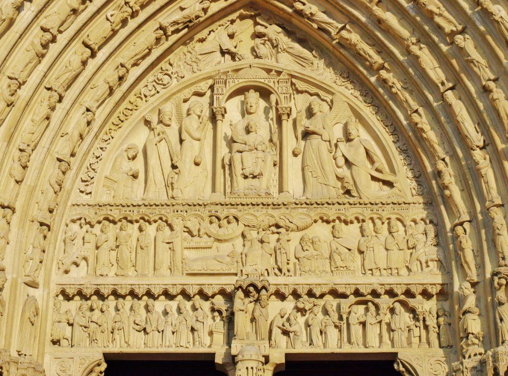 Lo que hay detras de la catedral de Notre Dame - 3
