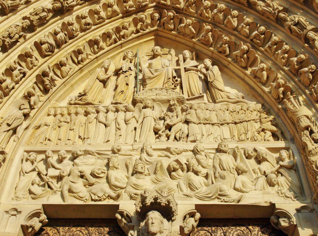 Lo que hay detras de la catedral de Notre Dame - 4