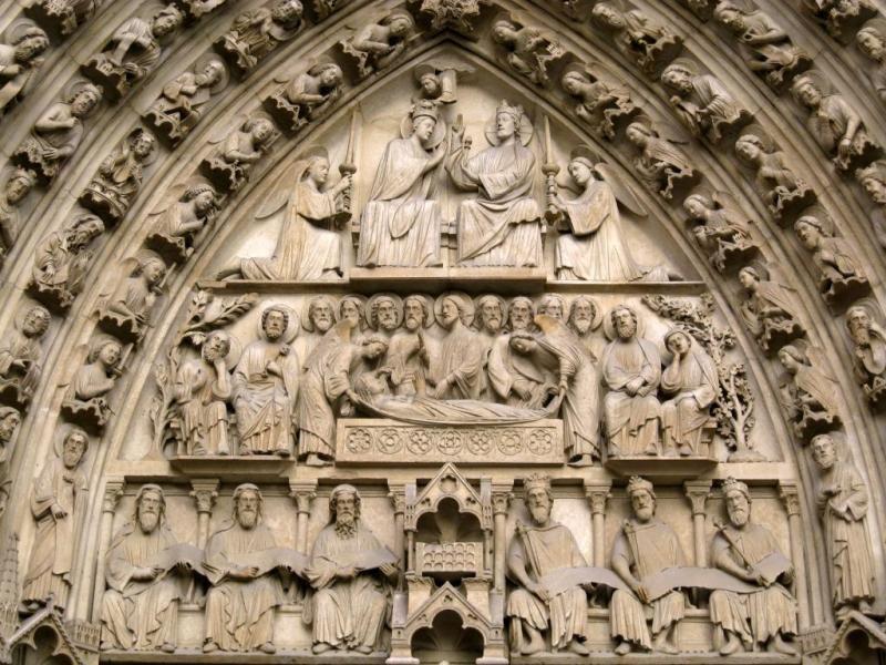 Lo que hay detras de la catedral de Notre Dame - 5