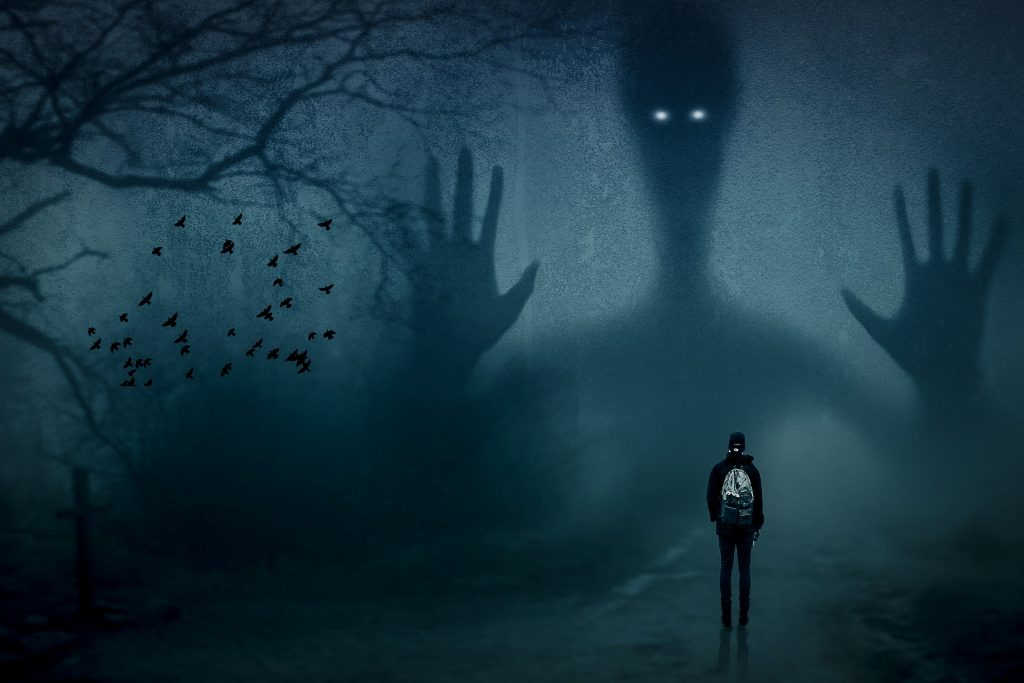 ¿Como explica la ciencia a los fantasmas? I - 4