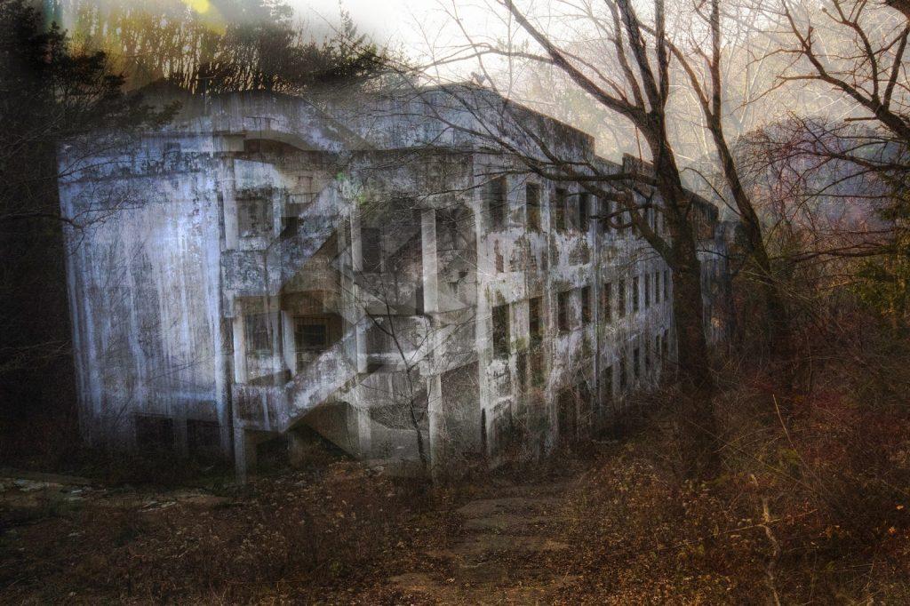 Gonjiam: El hospital psiquiátrico más terrorifico - 1