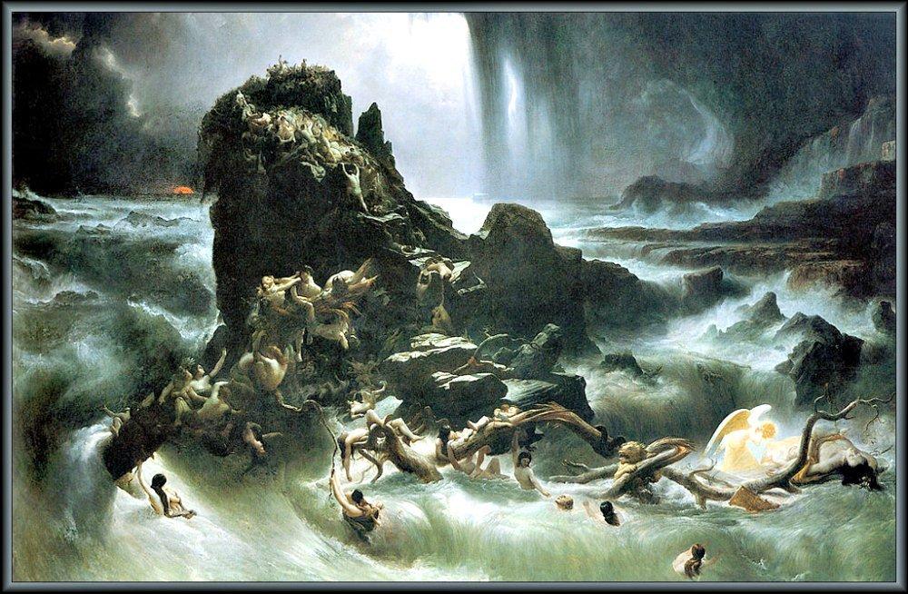 ¿Hubo realmente un diluvio universal? - 1