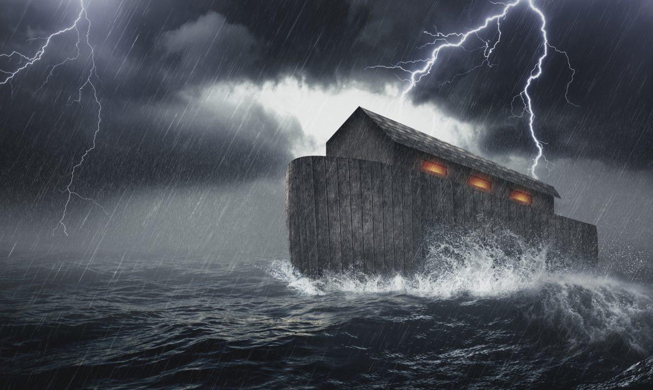 ¿Hubo realmente un diluvio universal? main