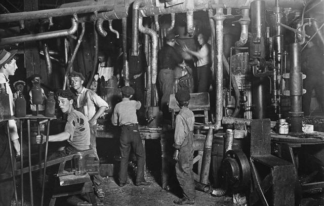 El origen del Dia del Trabajador - 1