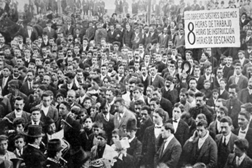 El origen del Dia del Trabajador - 2