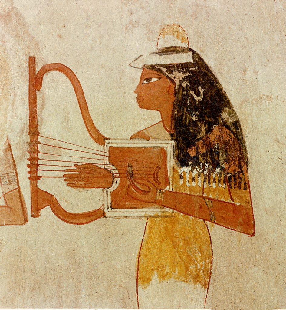 La partitura más antigua de la historia - 4