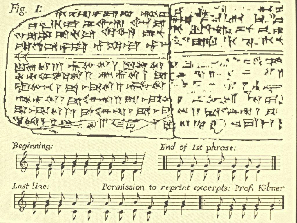 La partitura más antigua de la historia - 6