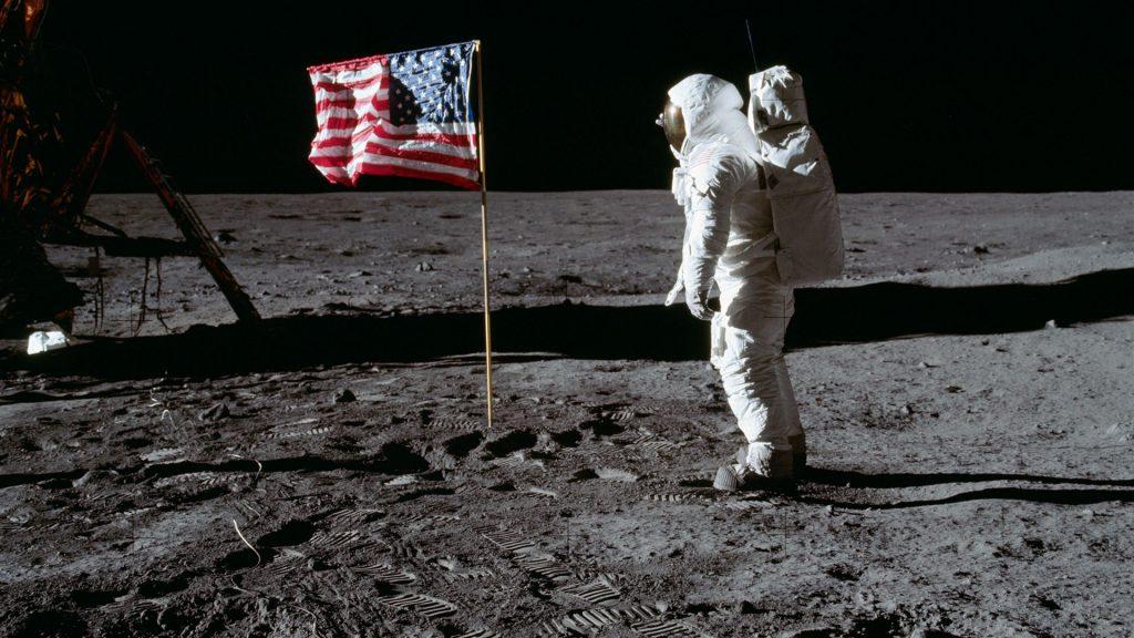 50 años desde que el hombre llegó a la Luna - 1