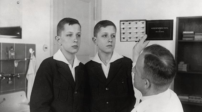 Los atroces experimentos nazi: Parte 1 - 2