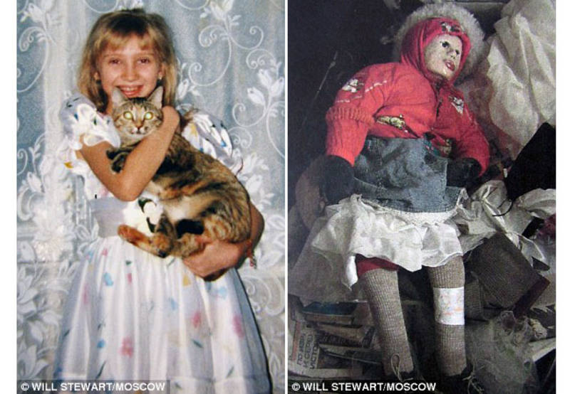 Anatoly Moskvin: El coleccionista de muñecas - 2