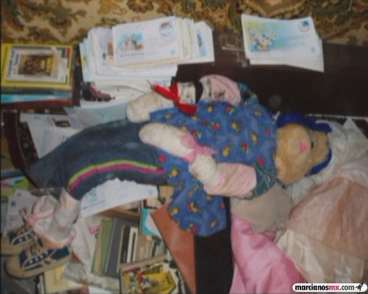 Anatoly Moskvin: El coleccionista de muñecas - 3