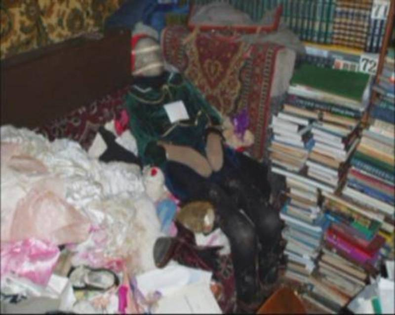 Anatoly Moskvin: El coleccionista de muñecas - 6