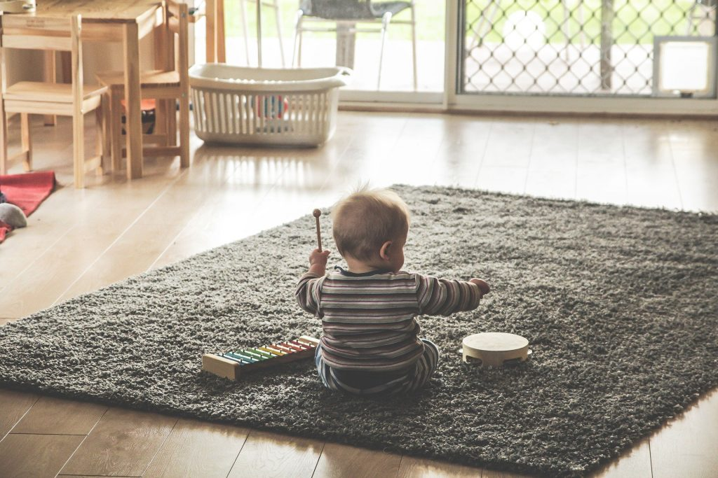 ¿Cómo percibe el mundo un bebé? - 4