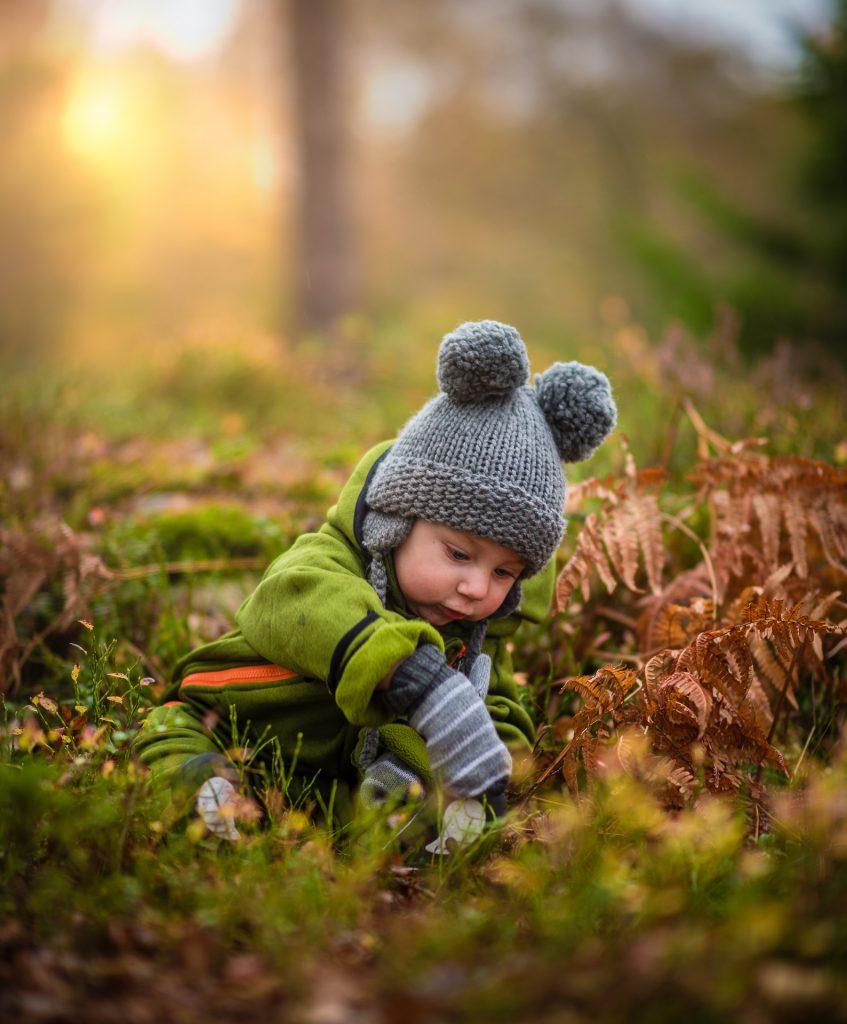¿Cómo percibe el mundo un bebé? - 6