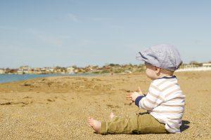 ¿Cómo percibe el mundo un bebé?