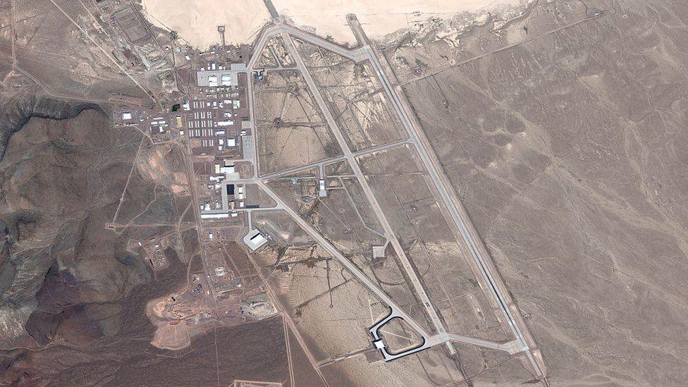 ¿De donde surge el misterio que rodea al Área 51?