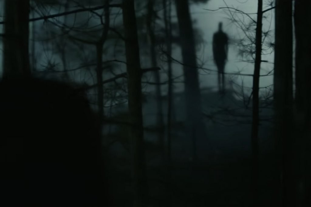 Slenderman: Nunca en soledad - 1