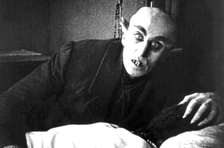 ¿De dónde vienen los vampiros?