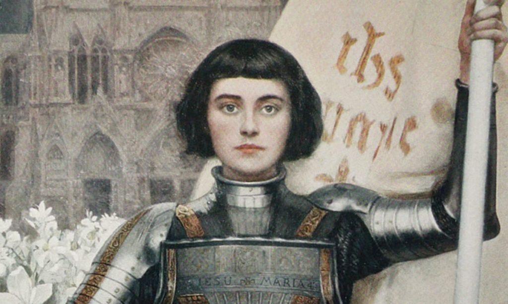¿Quién fue: Juana de Arco?
