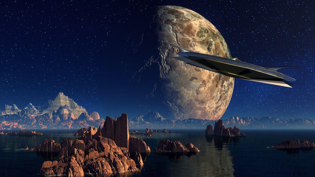 Viaje interplanetario