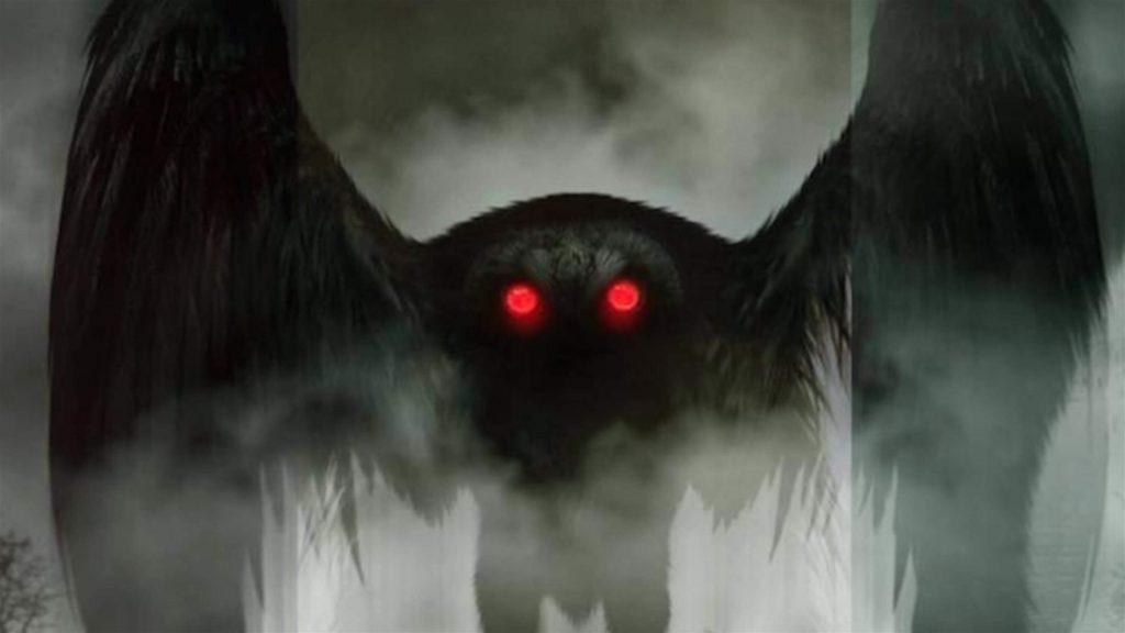 Mothman: El hombre polilla