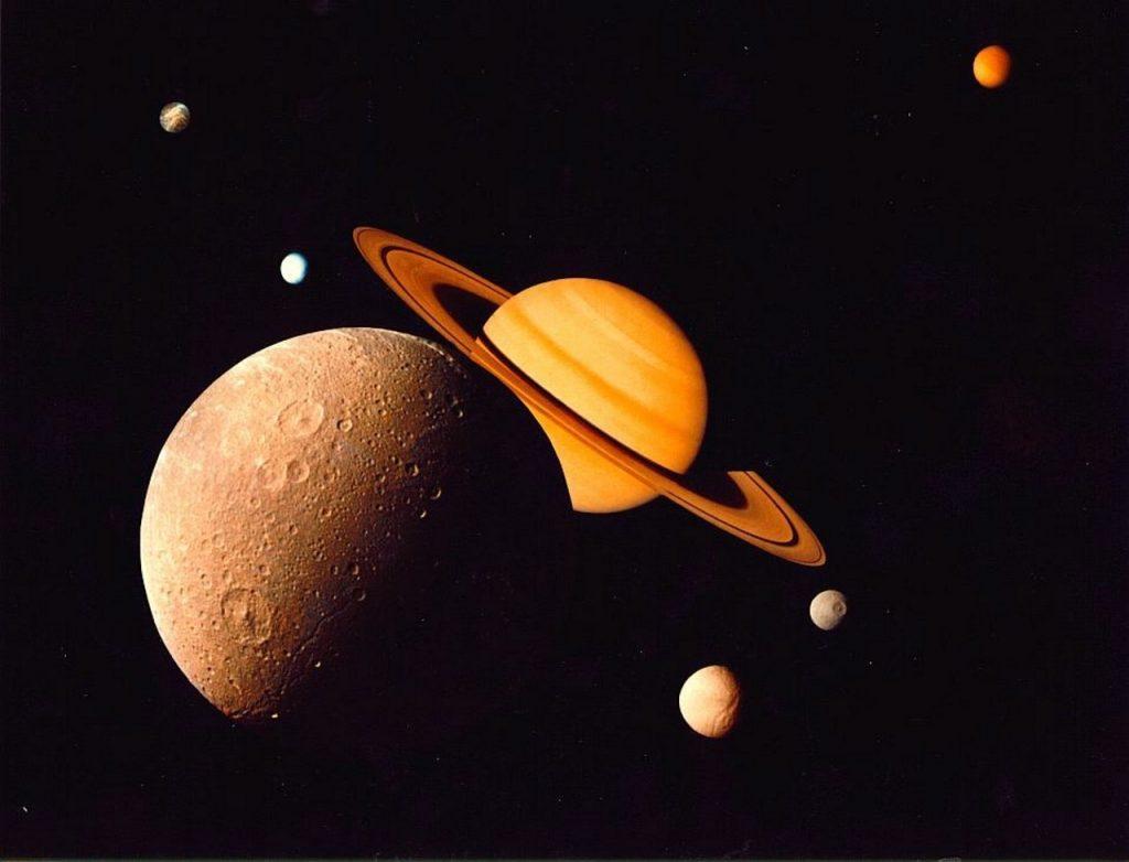 Titán: La luna parecida a la Tierra