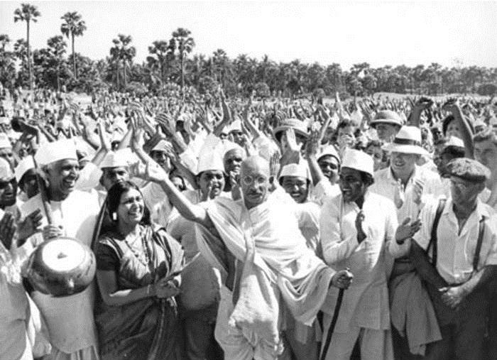 ¿Quién fue: Mahatma Gandhi? - 3