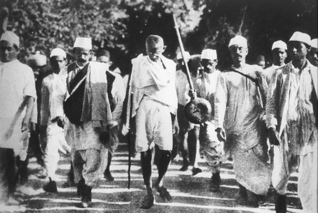 ¿Quién fue: Mahatma Gandhi? - 4