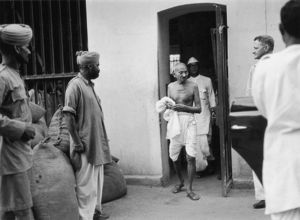 ¿Quién fue: Mahatma Gandhi? - 5