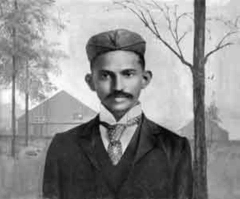 ¿Quién fue: Mahatma Gandhi? - 1