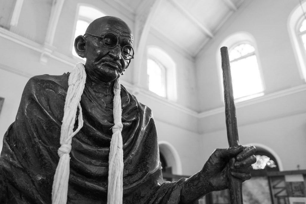 ¿Quién fue: Mahatma Gandhi? - 6