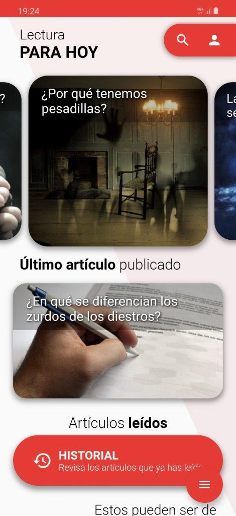 Nuestra app - 3