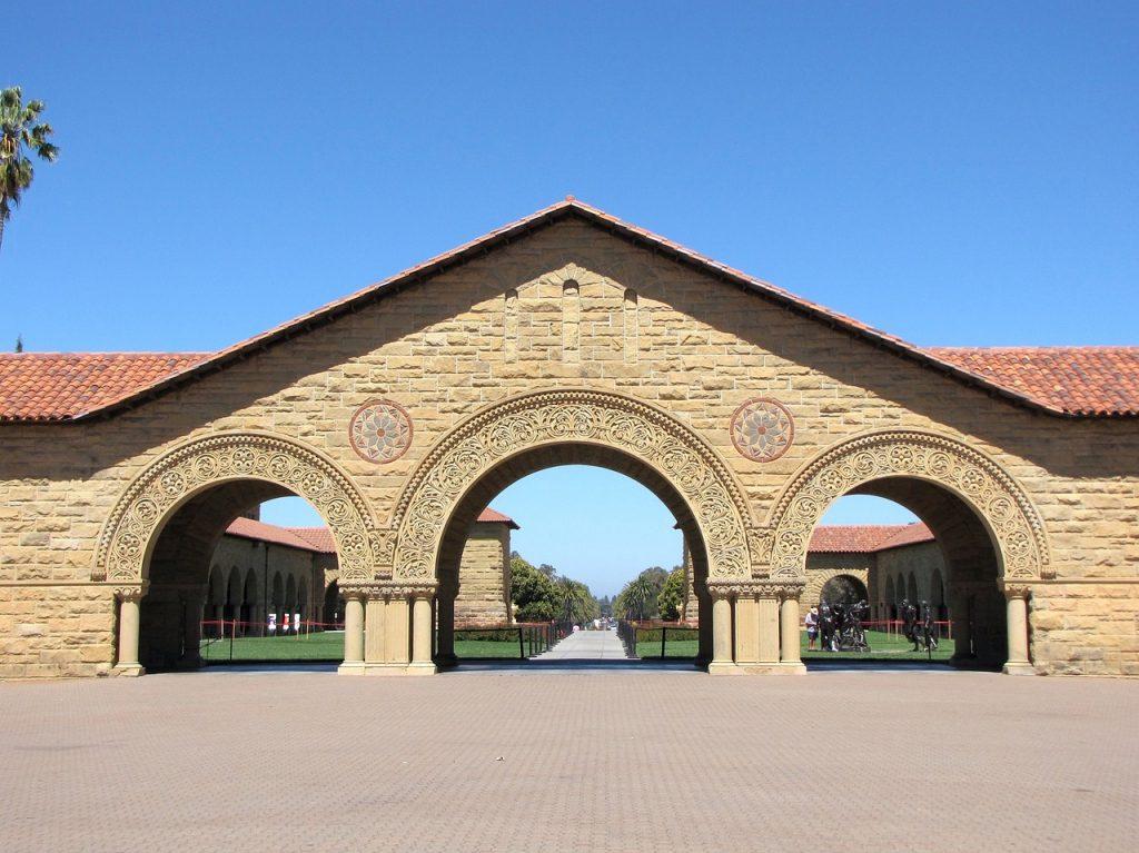 10 Universidades más prestigiosas 2 Universidad Stanford EE.UU
