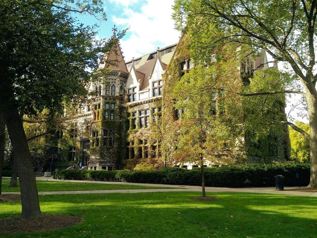 10 Universidades más prestigiosas 6 Universidad de Chicago