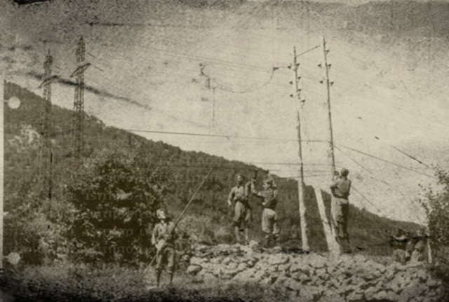 lineas telegraficas